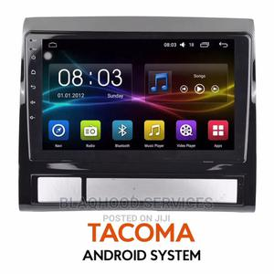 Toyota Tacoma 2005-13 10inches Fullscreen Android Car System | Vehicle Parts & Accessories for sale in Greater Accra, Abossey Okai