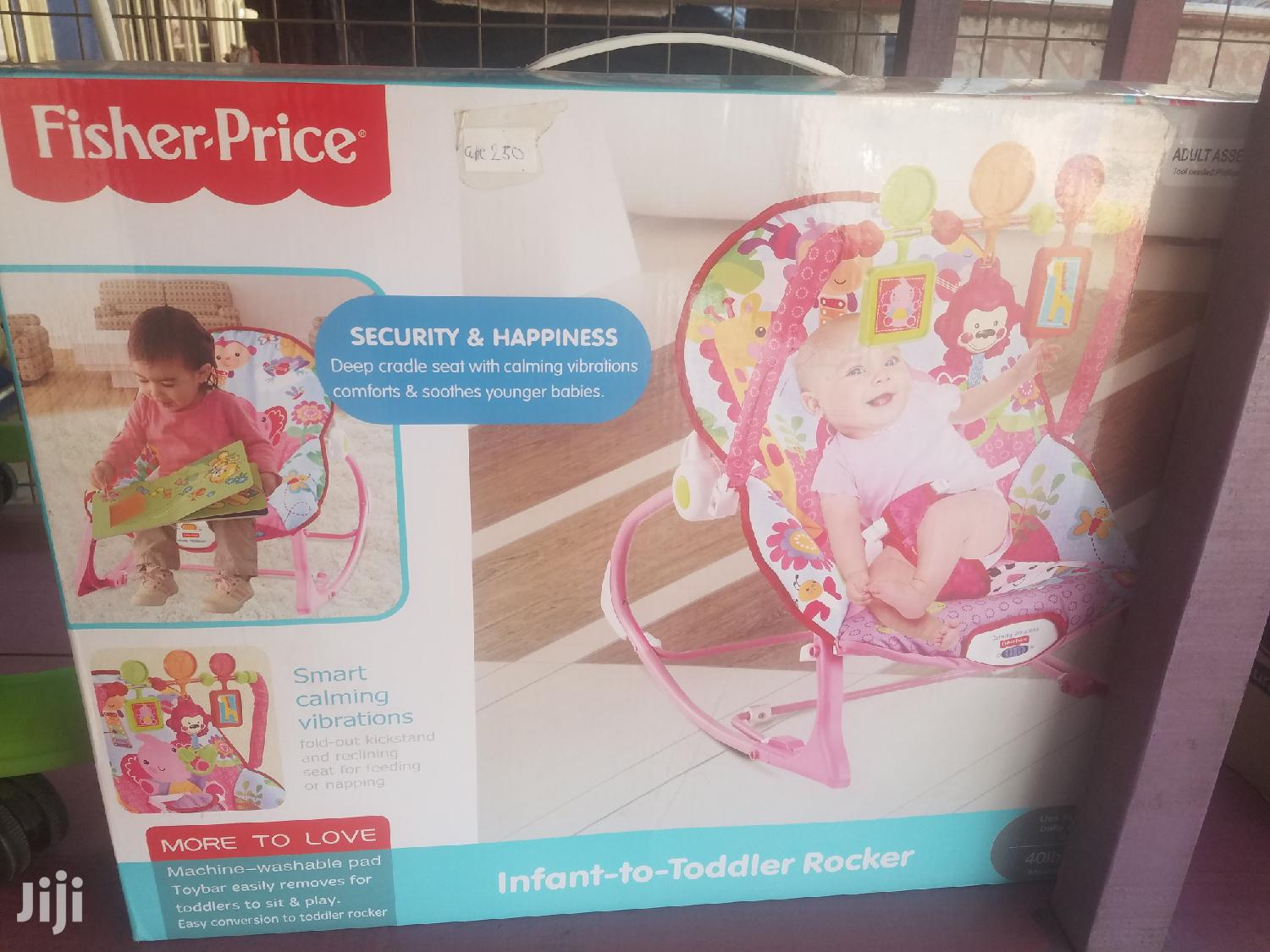 Fisher Price Infant-to-toddler Rocker | Children's Gear & Safety for sale in Achimota, Greater Accra, Ghana