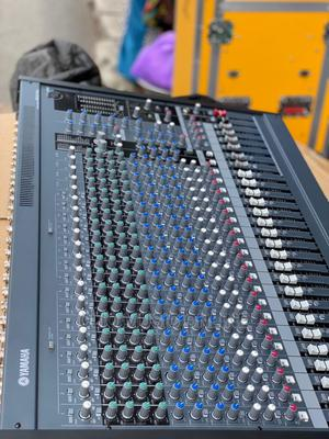 Yamaha MG24/14FX 24 Channel 14 Bus Mixer W/ Dual EFX | Audio & Music Equipment for sale in Greater Accra, Accra Metropolitan