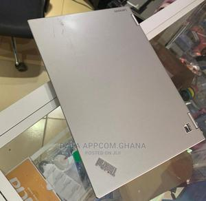 Laptop Lenovo ThinkPad Yoga 8GB Intel Core I7 SSD 256GB | Laptops & Computers for sale in Greater Accra, Tesano