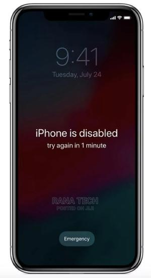 iPhone Screen Lock Removal | Computer & IT Services for sale in Greater Accra, Teshie