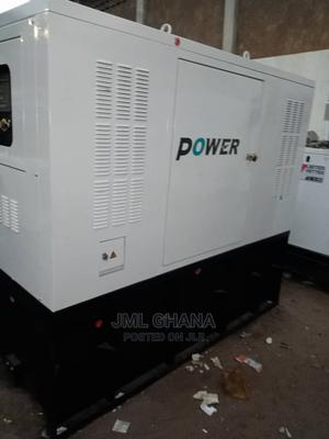 Slightly Used 25kva Generator | Electrical Equipment for sale in Greater Accra, Alajo