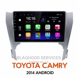 Toyota Camry 2012-14 10inch Fullscreen Android Car System | Vehicle Parts & Accessories for sale in Greater Accra, Abossey Okai