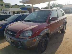 Hyundai Tucson 2007 GLS FWD Red | Cars for sale in Greater Accra, Achimota