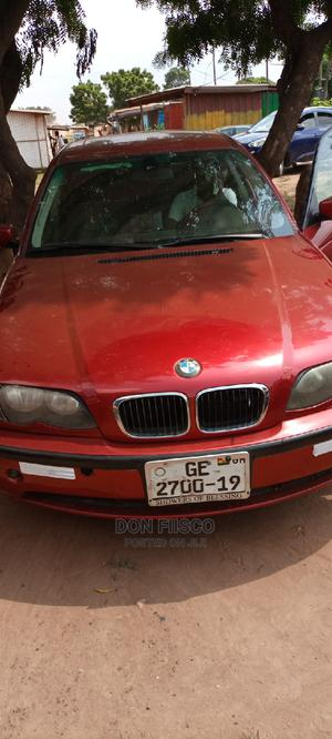 BMW 330i 2015 Red | Cars for sale in Greater Accra, Dome