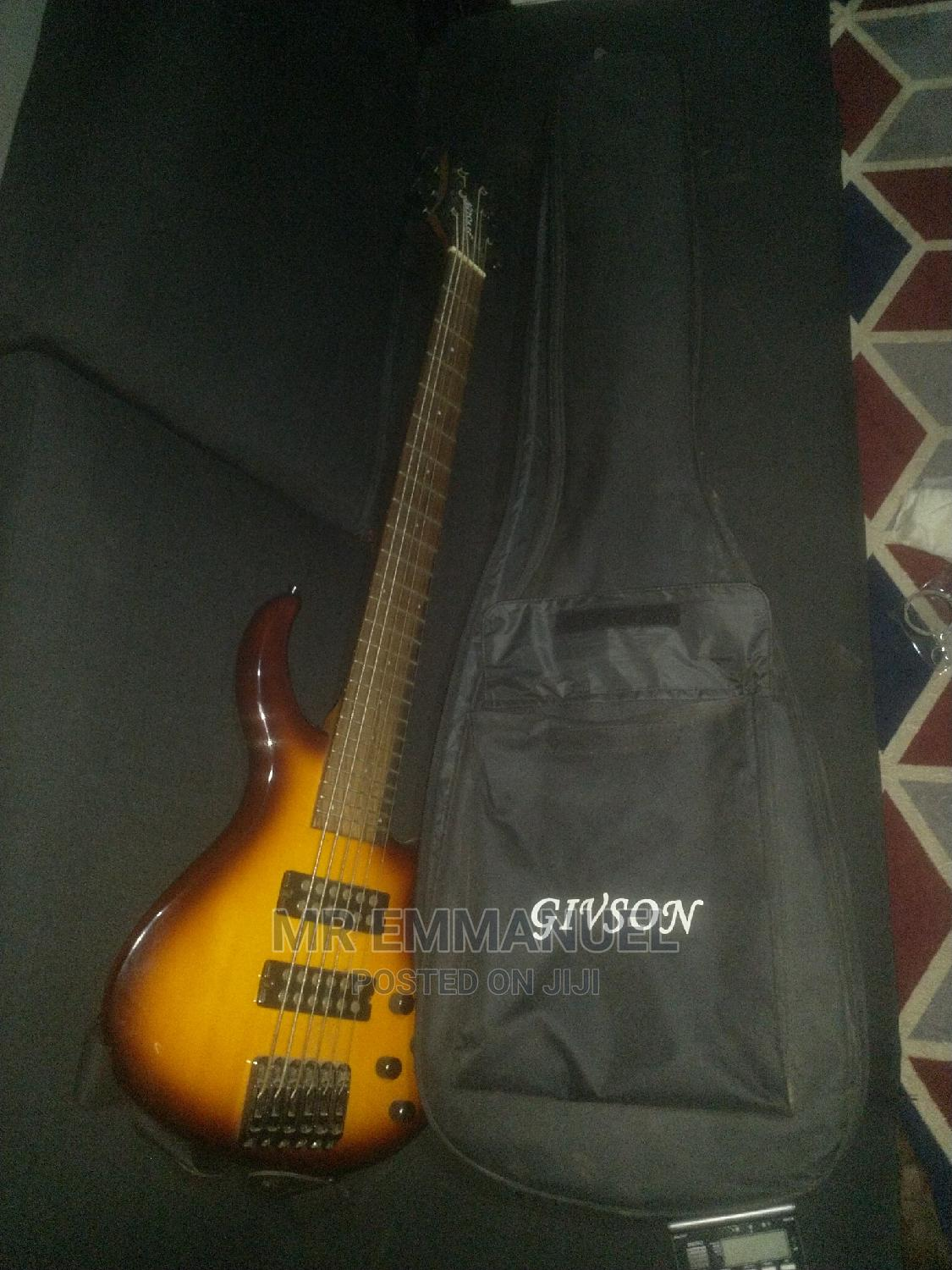 Base Guitar 6 String | Musical Instruments & Gear for sale in Dansoman, Greater Accra, Ghana