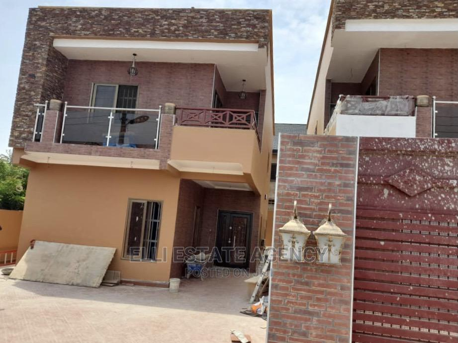 Executive Newly Built 3bed Duplex House for Sale at Tseaddo