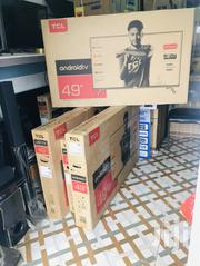 "Wifi 49"" TCL Smart Satellite Android TV 