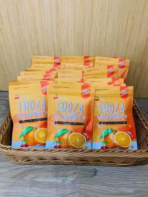 Froza Gluta and Vitamin C | Vitamins & Supplements for sale in Ashanti, Atwima Kwanwoma