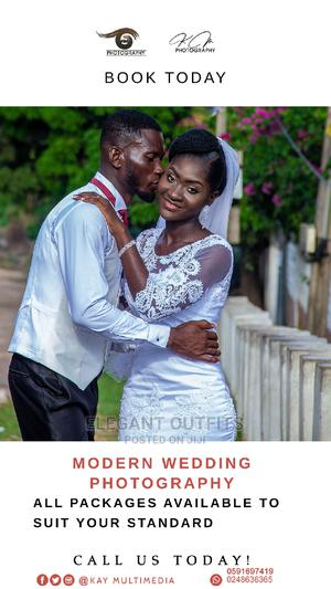 Photography And Videography Coverages | Photography & Video Services for sale in Greater Accra, Dansoman