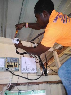 Cctv Camera Installation   Building & Trades Services for sale in Greater Accra, Ga South Municipal