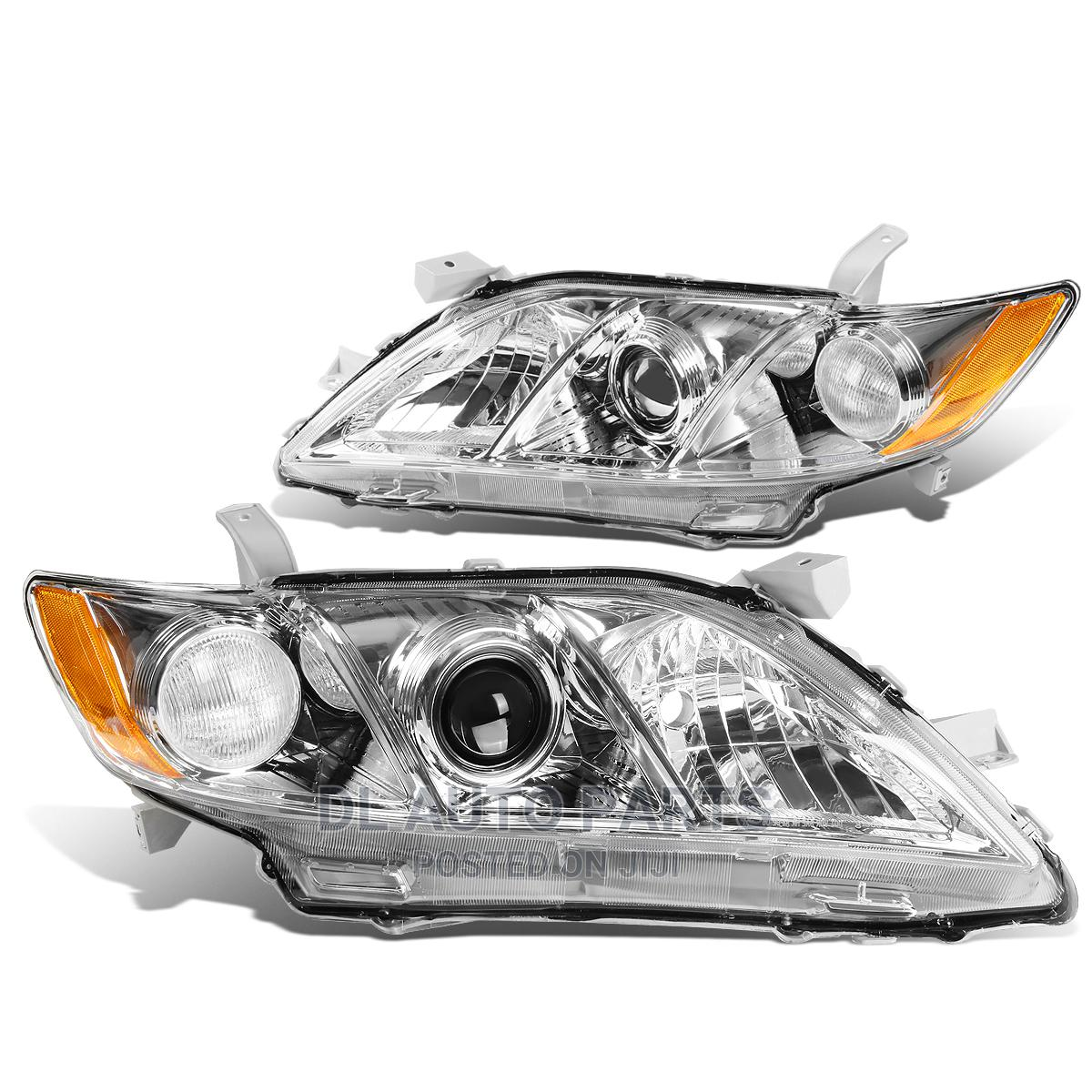 Camry 2007 Headlight
