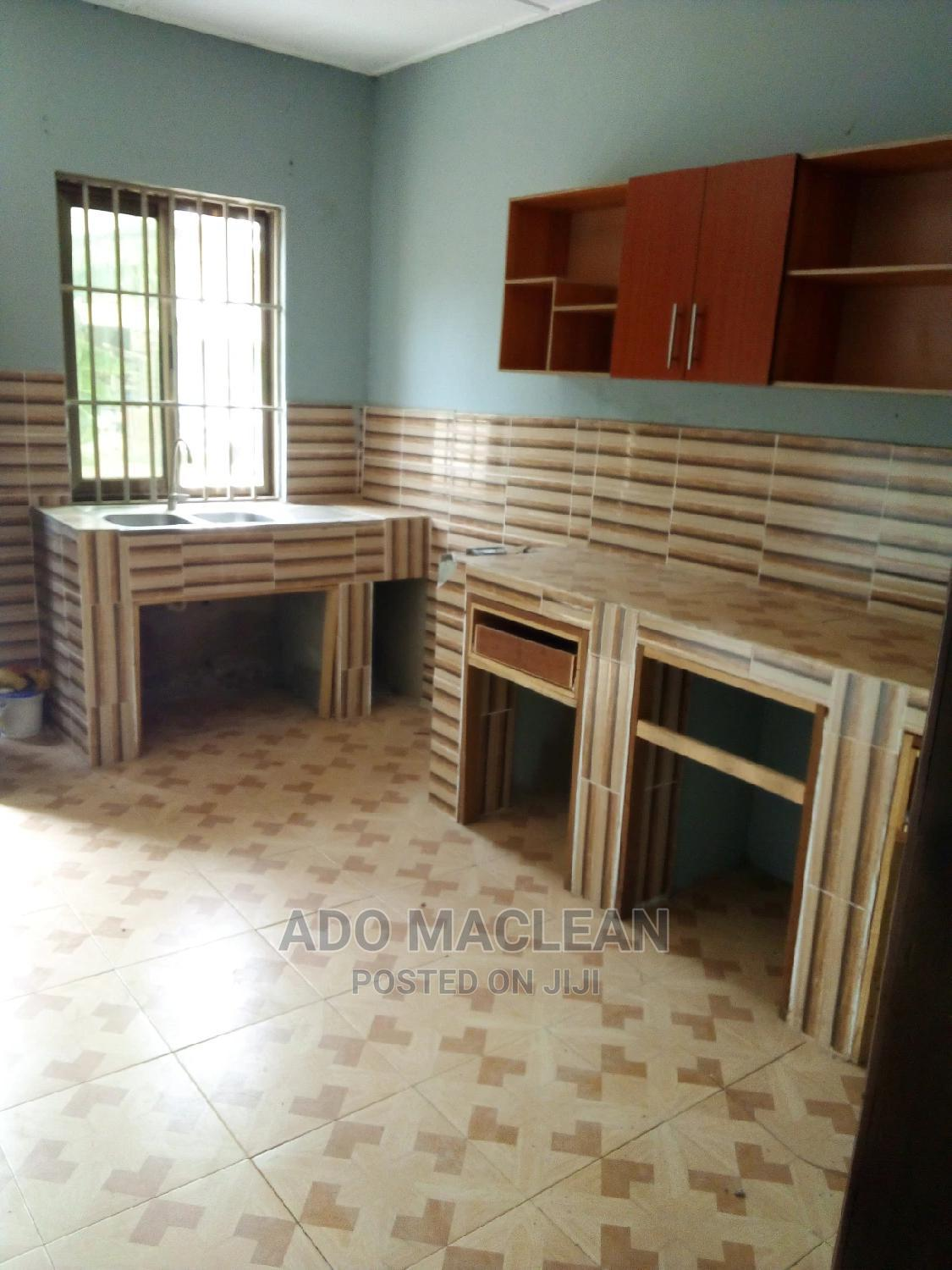 Neat Chamber and Hall Self Conatain for Rent at Weija.