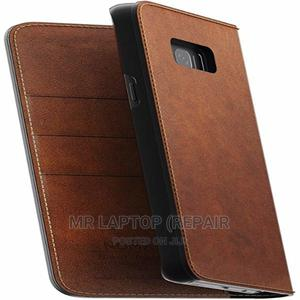Nomad Leather Folio Case for Samsung S8 Plus   Accessories for Mobile Phones & Tablets for sale in Greater Accra, Kokomlemle
