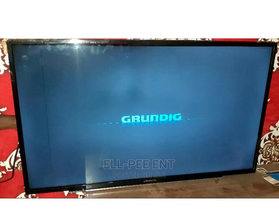 GRUNDIG 42 Inches LED Tv,Fully Digital and Satellite.