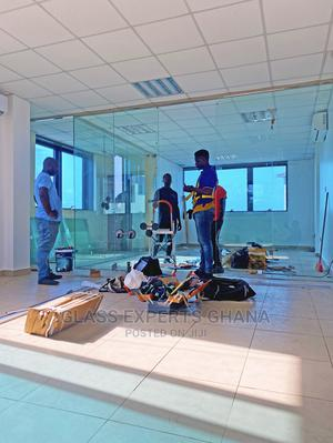 Professional Glass Office Partition Installers in Ghana. | Building & Trades Services for sale in Greater Accra, Accra Metropolitan