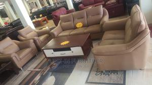 Quality Leather Sofa | Furniture for sale in Greater Accra, Kokomlemle