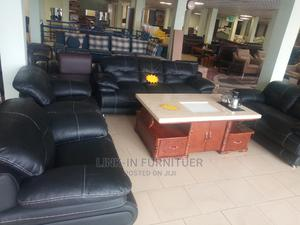Leather Sofa Set | Furniture for sale in Greater Accra, Kokomlemle