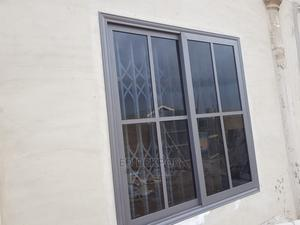 Glass Window 4feet by 4feet   Windows for sale in Greater Accra, Pokuase