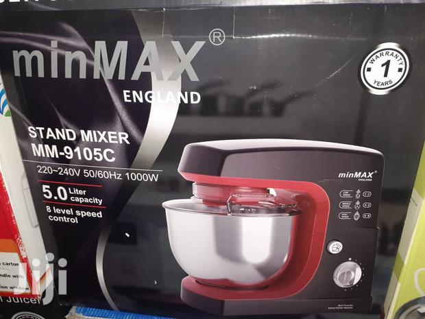 Archive: Minmax Stand Mixer