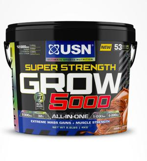4kg Usn Grow 5000 Mass Gainer   Vitamins & Supplements for sale in Greater Accra, Odorkor