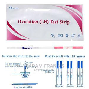 Ovulation Test Strips and Cassettes 3 Strips for 10ghc   Tools & Accessories for sale in Greater Accra, Taifa-Burkina
