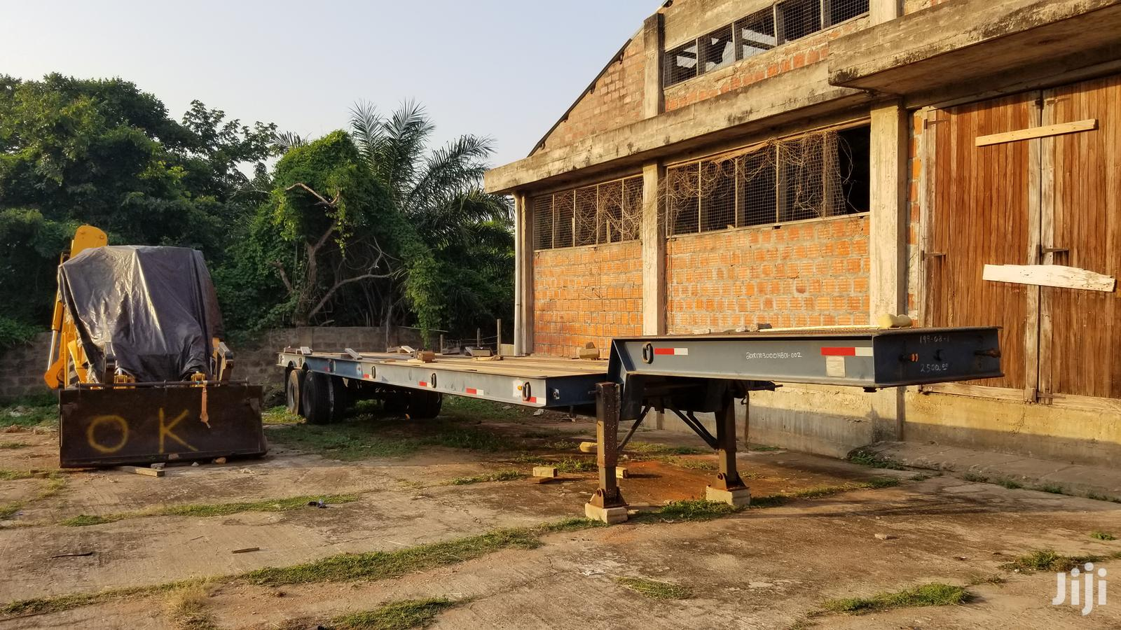 Home Used Trailer