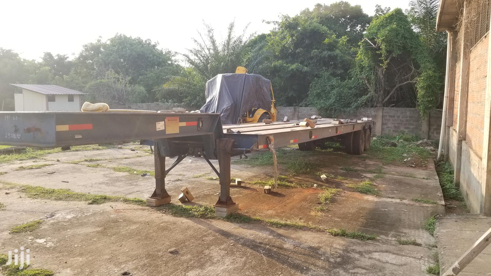 Home Used Trailer | Trucks & Trailers for sale in Yilo Krobo, Eastern Region, Ghana