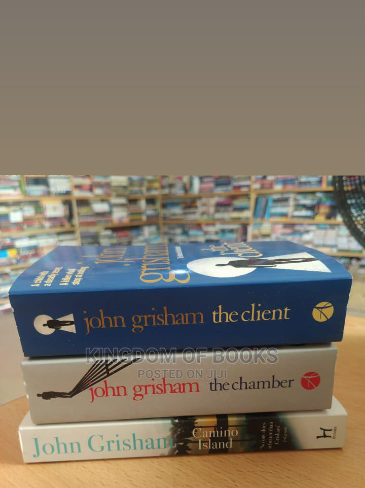 John Grisham Books | Books & Games for sale in Airport Residential Area, Greater Accra, Ghana