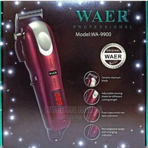 Digital Rechargeable Hair Clipper Waer | Tools & Accessories for sale in Greater Accra, Kwashieman