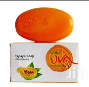 Uva Papaya Whitening Soap | Skin Care for sale in Greater Accra, Accra Metropolitan