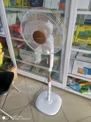 Low Noise Rechargeable Build Frerze Dc/Ac Fan | Home Appliances for sale in Greater Accra, Adabraka