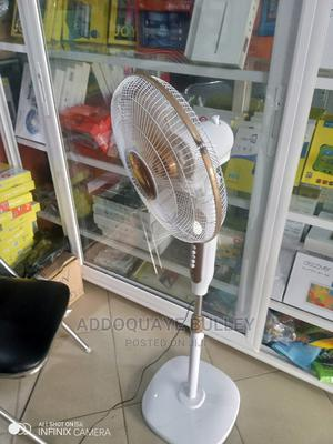 High Efficiency No. 1 Rechargeable Build Freeze Dc/Ac Fan | Home Appliances for sale in Greater Accra, Adabraka