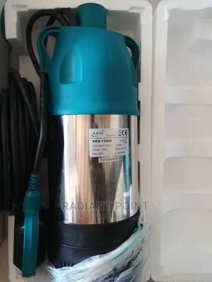 Leo Submersible Water Pump 1.5hp Stainless   Plumbing & Water Supply for sale in Greater Accra, Accra Metropolitan