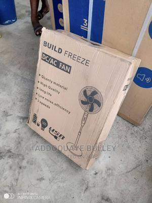 Super 3 Speed Rechargeable Build Freeze Dc/ AC Fan | Home Appliances for sale in Greater Accra, Adabraka