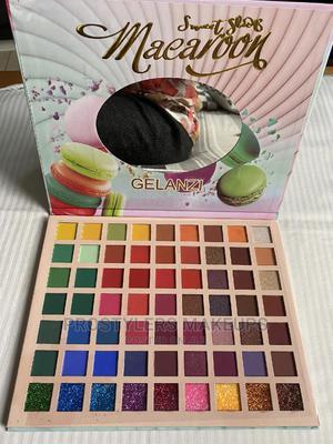 Original Gelanzi Eyeshadow Palette | Makeup for sale in Ashanti, Kumasi Metropolitan