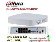 Dahua 8 Port Poe Nvr | TV & DVD Equipment for sale in Greater Accra, Dzorwulu