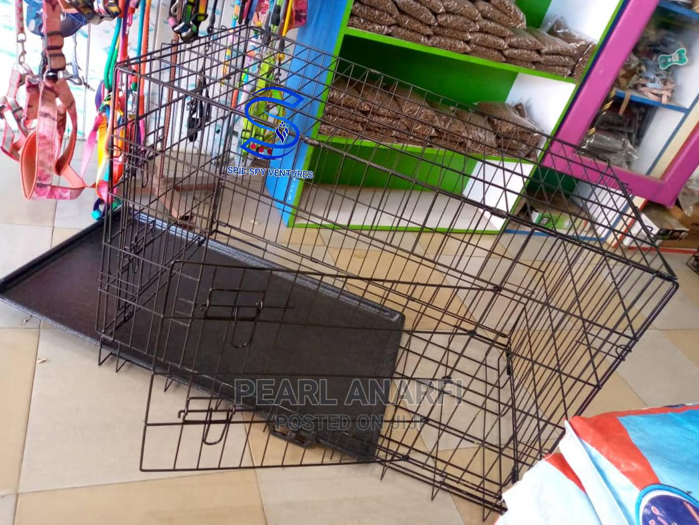 36 Inches Metal Cage