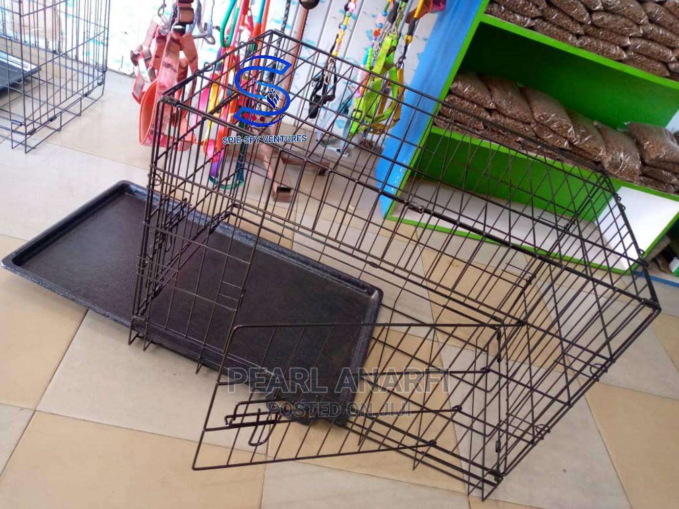 30 Inches Metal Cage