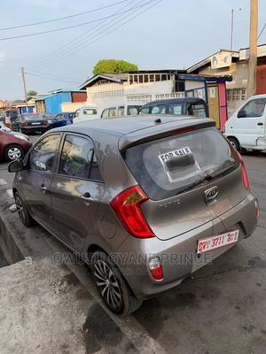 Kia Morning 2012 Brown | Cars for sale in Greater Accra, Mataheko