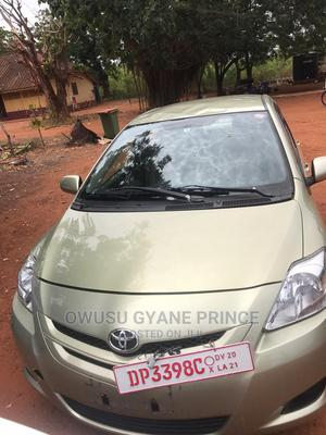 Toyota Belta 2007 Green | Cars for sale in Greater Accra, Mataheko