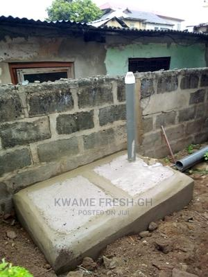 Bio Digester, 3D Wall Paper, Epoxy Floor Decor. Concrete Wrk | Building & Trades Services for sale in Greater Accra, Dansoman
