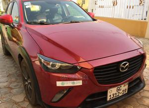 Mazda CX-3 2017 Touring Red | Cars for sale in Greater Accra, Alajo