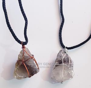 Smoking Quartz Crystal   Jewelry for sale in Greater Accra, Adenta