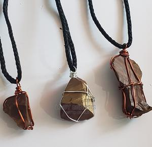 Tiger's Eye Necklace   Jewelry for sale in Greater Accra, Adenta