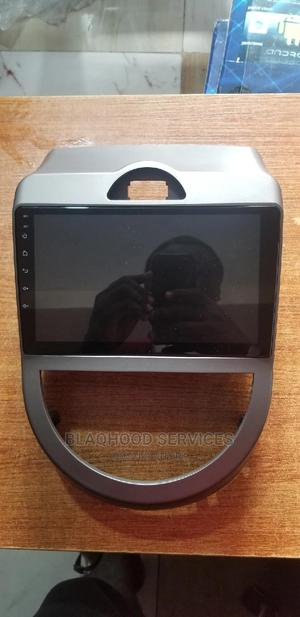 Kia Soul 10inches Fullscreen Android Car System Available | Vehicle Parts & Accessories for sale in Greater Accra, Abossey Okai
