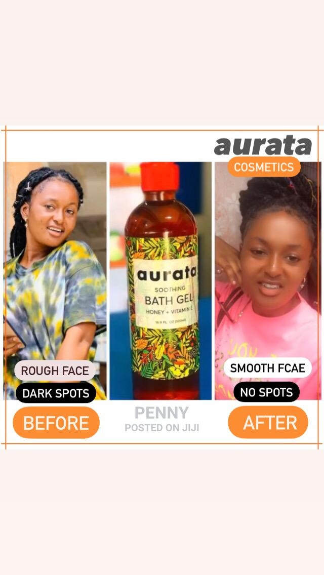 Aurata Bathing Gel | Bath & Body for sale in Tema Metropolitan, Greater Accra, Ghana