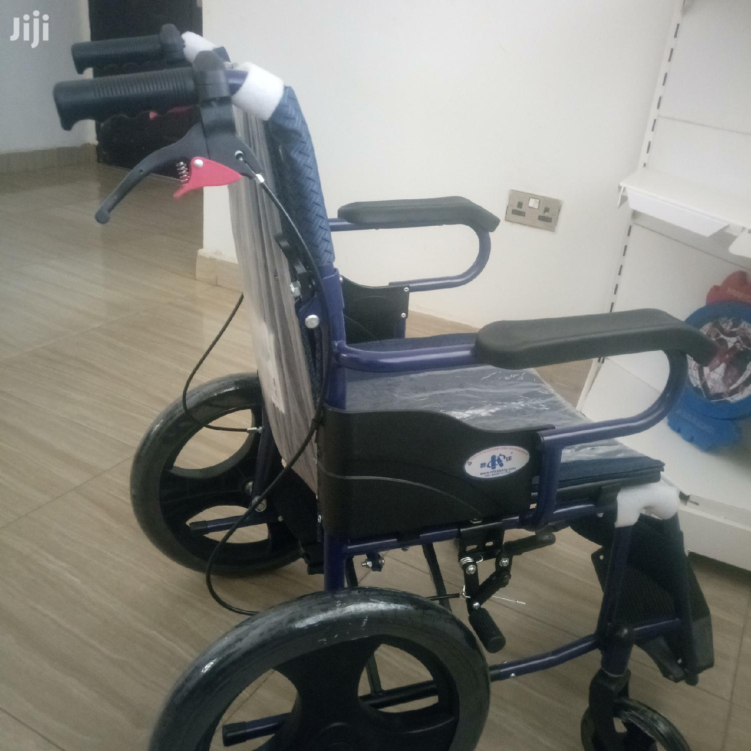 Normal Wheelchair | Tools & Accessories for sale in Dansoman, Greater Accra, Ghana
