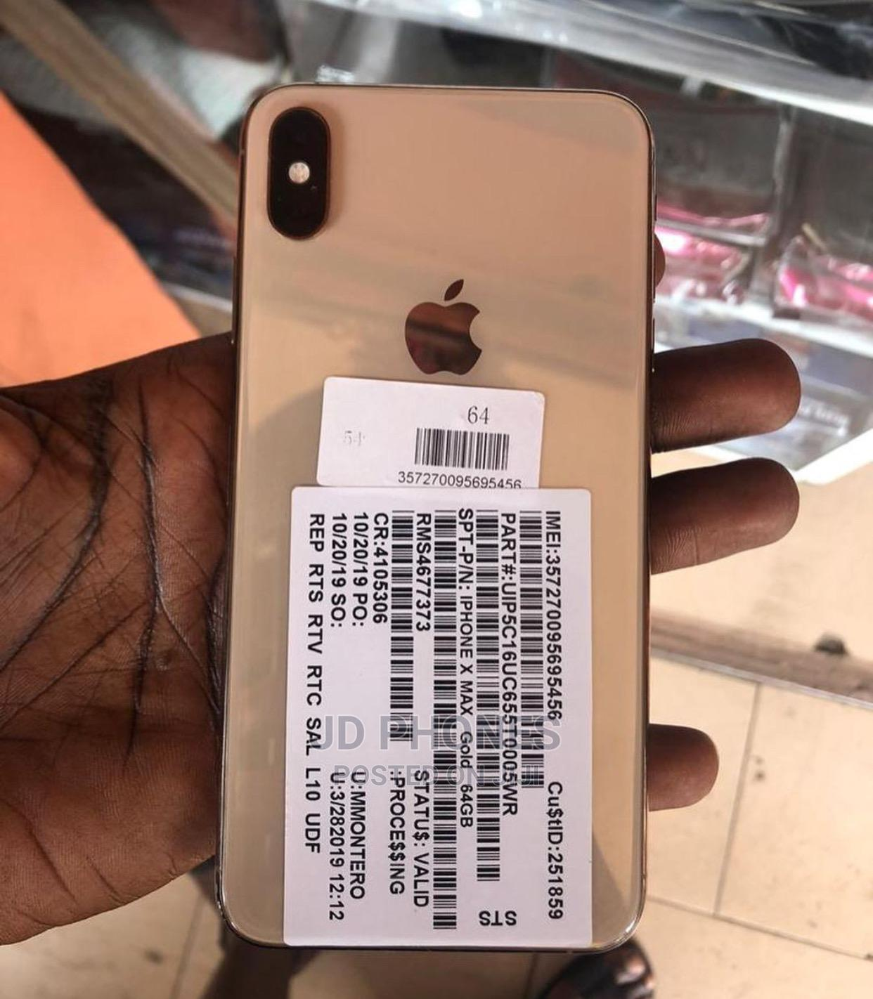 Apple iPhone XS Max 512 GB | Mobile Phones for sale in Kokomlemle, Greater Accra, Ghana