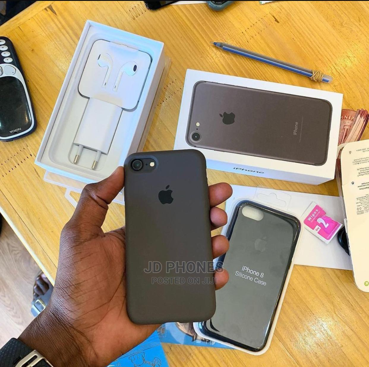 New Apple iPhone 7 128 GB Black | Mobile Phones for sale in Airport Residential Area, Greater Accra, Ghana
